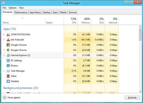 How to Fix High RAM/CPU Memory Usage on Windows 10