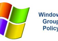 Windows Group Policy