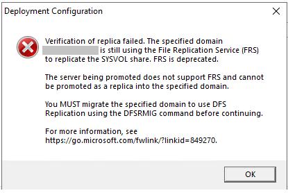 Verification of replica failed while adding new Domain